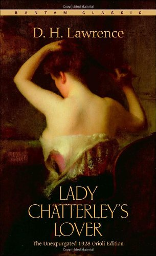Lady Chatterley's Lover   1968 9780553212624 Front Cover