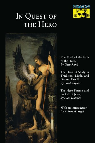 In Quest of the Hero   1991 edition cover