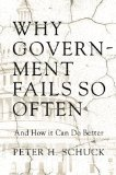 Why Government Fails So Often And How It Can Do Better  2014 edition cover