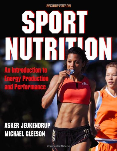Sport Nutrition  2nd 2010 edition cover