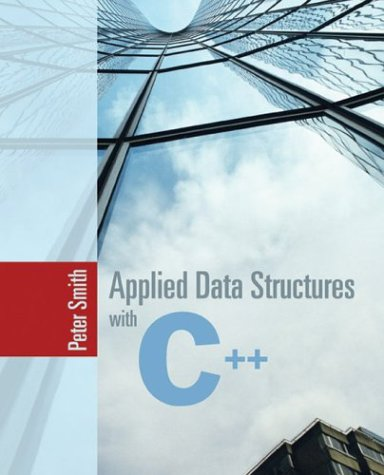 Applied Data Structures with C++   2004 edition cover