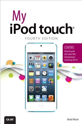 iPod Touch  4th 2013 edition cover