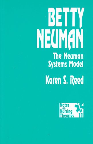 Betty Neuman The Neuman Systems Model  1993 edition cover