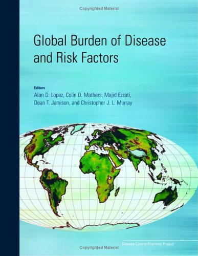 Global Burden of Disease and Risk Factors   2006 edition cover