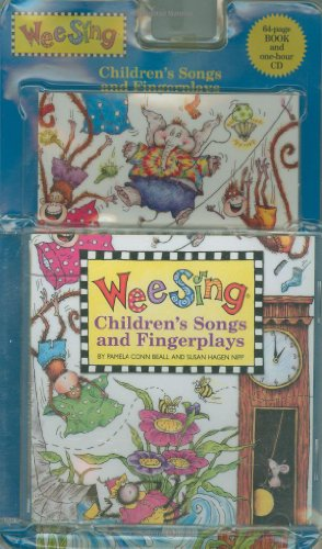Wee Sing Children's Songs and Fingerplays   2005 edition cover