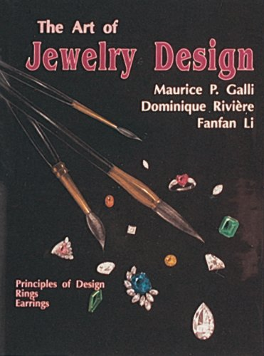 Art of Jewelry Design Principles of Design, Rings and Earrings N/A edition cover