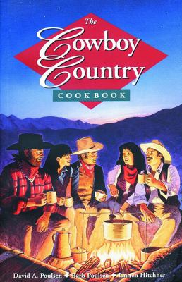 Cowboy Country Cookbook  N/A 9780889951624 Front Cover