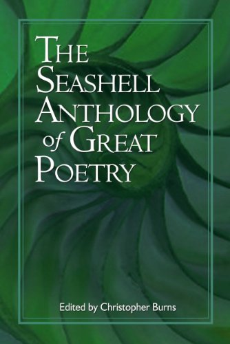 Seashell Anthology of Great Poetry  2011 edition cover