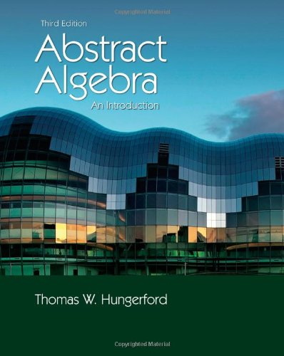 Abstract Algebra An Introduction 3rd 2013 edition cover
