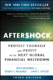 Aftershock Protect Yourself and Profit in the Next Global Financial Meltdown 3rd 2014 edition cover