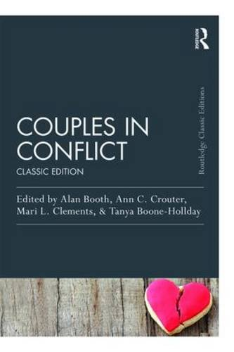 Couples in Conflict Classic Edition  2016 9781138906624 Front Cover
