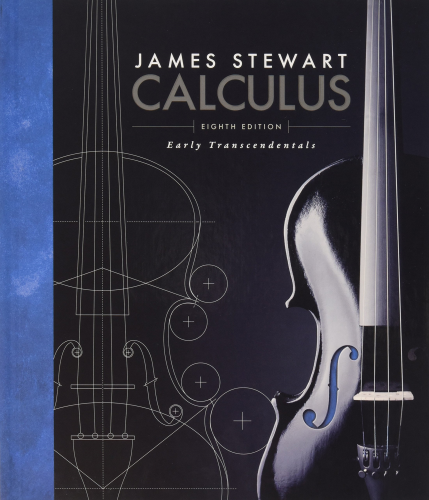 Calculus  8th 2016 9781305597624 Front Cover