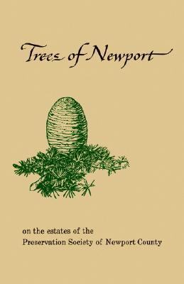 Trees of Newport  N/A 9781557099624 Front Cover