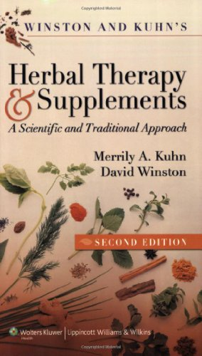 Herbal Therapy and Supplements A Scientific and Traditional Approach 2nd 2008 (Revised) edition cover