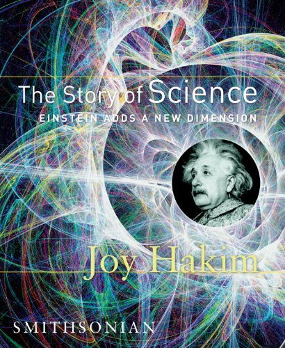 Story of Science: Einstein Adds a New Dimension Einstein Adds a New Dimension  2007 edition cover