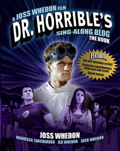 Dr Horrible's Sing-Along Blog   2010 edition cover