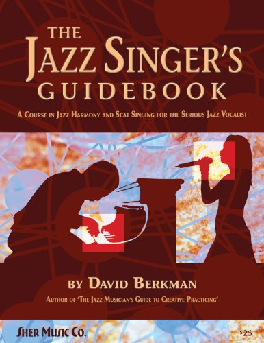 The Jazz Singer's Guidebook N/A edition cover