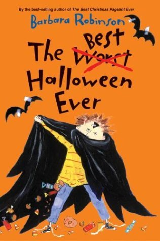 Best Halloween Ever   2004 9780060278625 Front Cover