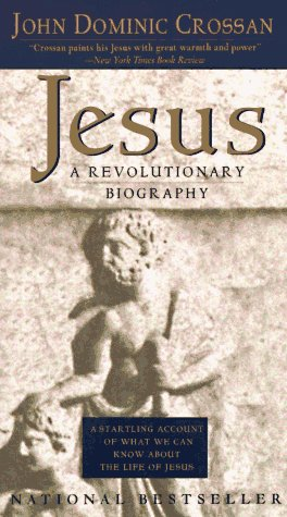 Jesus A Revolutionary Biography N/A edition cover