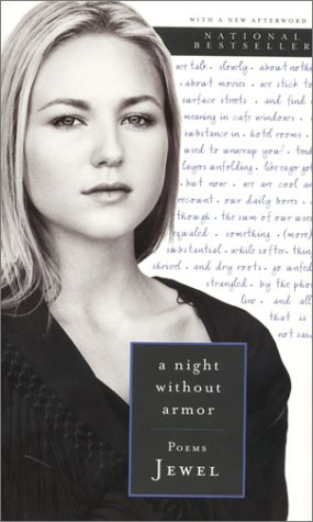 Night Without Armor   1999 9780061073625 Front Cover