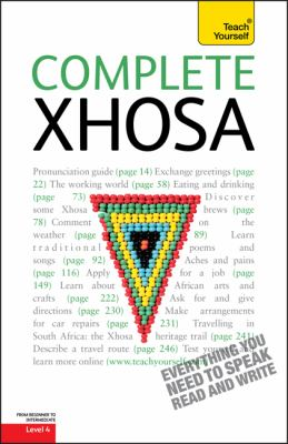 Complete Xhosa  2nd 2011 edition cover