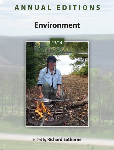 Environment 13/14:  32nd 2013 edition cover
