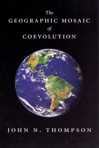 Geographic Mosaic of Coevolution   2005 edition cover