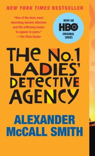 No. 1 Ladies' Detective Agency  Movie Tie-In edition cover