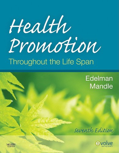 Health Promotion Throughout the Life Span  7th 2010 edition cover