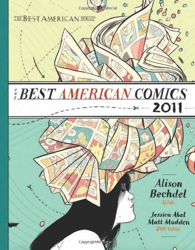 Best American Comics 2011   2011 9780547333625 Front Cover