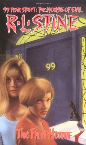 First Horror   1994 9780671885625 Front Cover