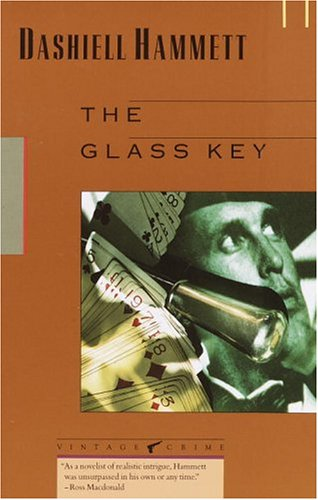 Glass Key   1989 edition cover