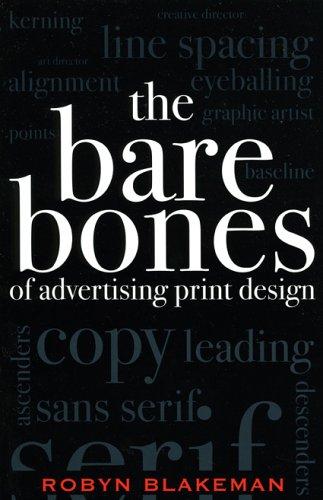 Bare Bones of Advertising Print Design   2004 edition cover