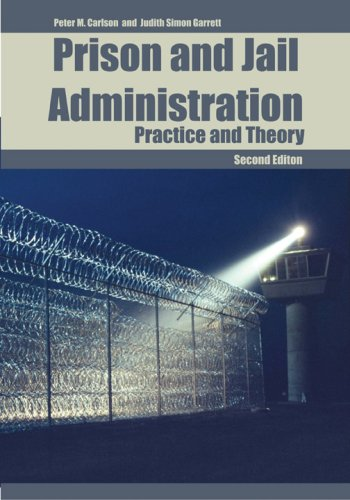 Prison and Jail Administration Practice and Theory 2nd 2008 (Revised) edition cover