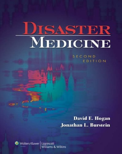 Disaster Medicine  2nd 2007 (Revised) edition cover