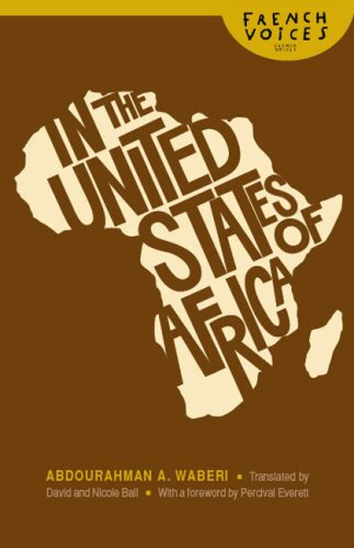 In the United States of Africa   2009 edition cover