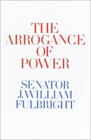 Arrogance of Power  N/A edition cover