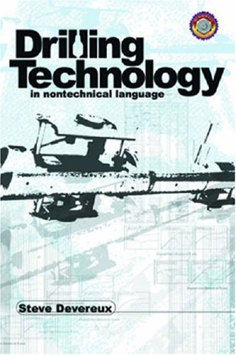 Drilling Technology in Nontechnical Language   1999 edition cover