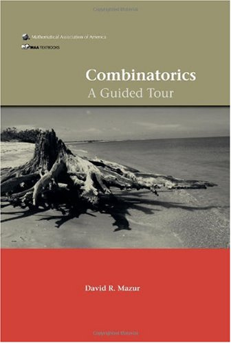Combinatorics A Guided Tour  2010 edition cover