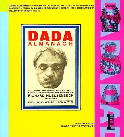 Dada Almanac   1993 (Reprint) 9780947757625 Front Cover