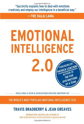 Emotional Intelligence 2.0   2001 9780974320625 Front Cover