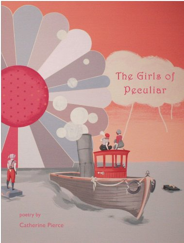 Girls of Peculiar   2012 edition cover