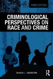 Criminological Perspectives on Race and Crime:   2015 edition cover