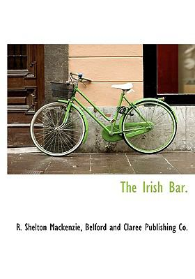 Irish Bar N/A edition cover