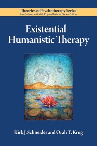 Existential-Humanistic Therapy   2010 edition cover