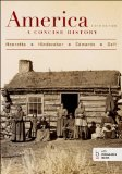 America: a Concise History, Combined Volume  6th 2015 edition cover