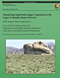 Monitoring Sagebrush-Steppe Vegetation in the Upper Columbia Basin Network  N/A 9781492917625 Front Cover