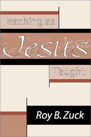 Teaching As Jesus Taught  N/A edition cover