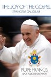 Evangelii Gaudium -the Joy of the Gospel:   2014 edition cover