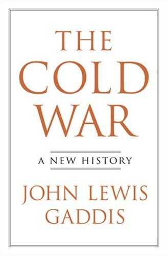Cold War A New History  2005 edition cover